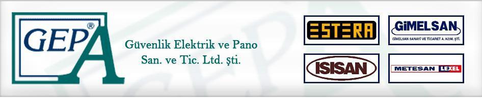 GEPA GÜVENLİK ve PANO SAN. TİC. LTD. ŞTİ.