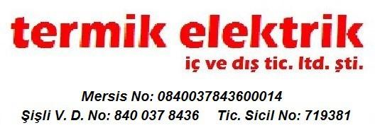 TERMİK ELEKTRİK İÇ VE DIŞ TİC. LTD. ŞTİ.