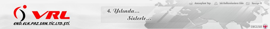 VRL END.ELK.PAZ.SAN.TİC.LTD.ŞTİ
