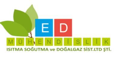ED MUHENDİSLİK