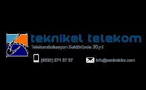 TEKNİKEL TELEKOMÜNİKASYON SAN.TİC.LTD.ŞTİ.