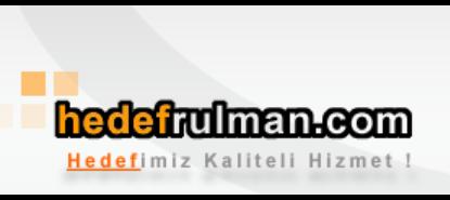 HEDEF RULMAN LTD. ŞTİ.