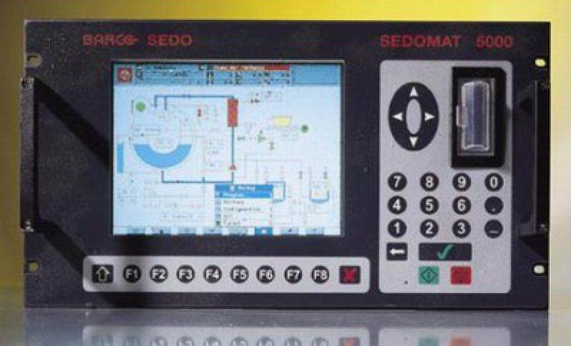 SEDO SM5000 Tam Otomatik Kontrol Cihazı