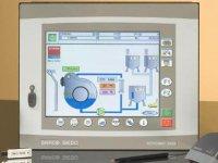 SEDO SM5500 Tam Otomatik, Dokunmatik Kontrol Cihazı