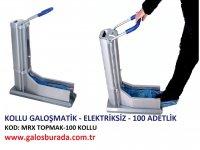 GALOŞMATİK TOPUKTAN ÇEKMELİ KOLLU 100.LÜK MAKİNE