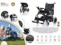 Wollex Akülü Sandalye