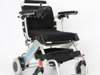 Wollex W807 Akülü Tekerlekli Sandalye (Lityum Batarya)