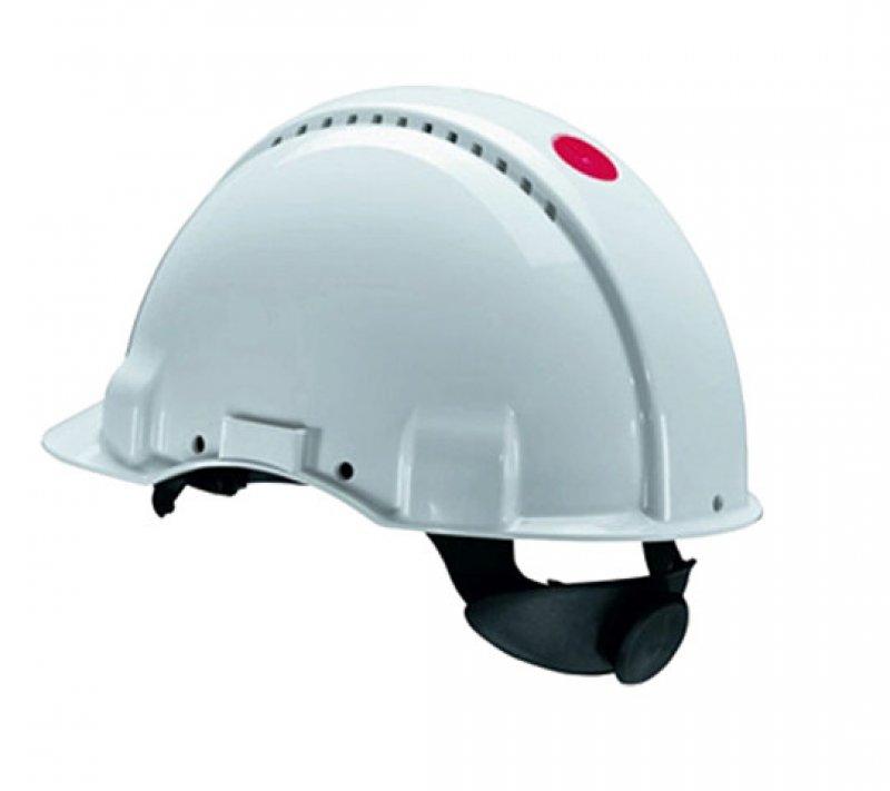 Peltor G3000 Vidalı Baret Beyaz Renk