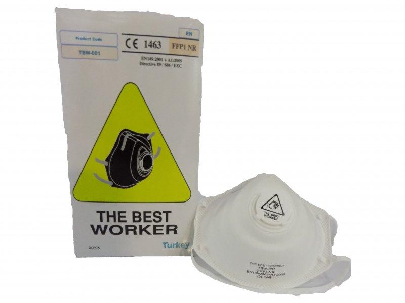 THE BEST WORKER FFP1