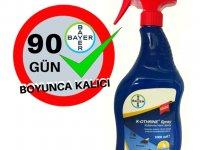 Bayer K-Othrine Spray - Kullanıma Hazır Kokusuz Karınca İlacı 1 Lt