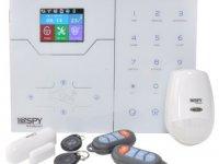 SPY - SP 301WA - Kablosuz Alarm Paneli