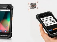 Casio IT-G400 Android El Terminali