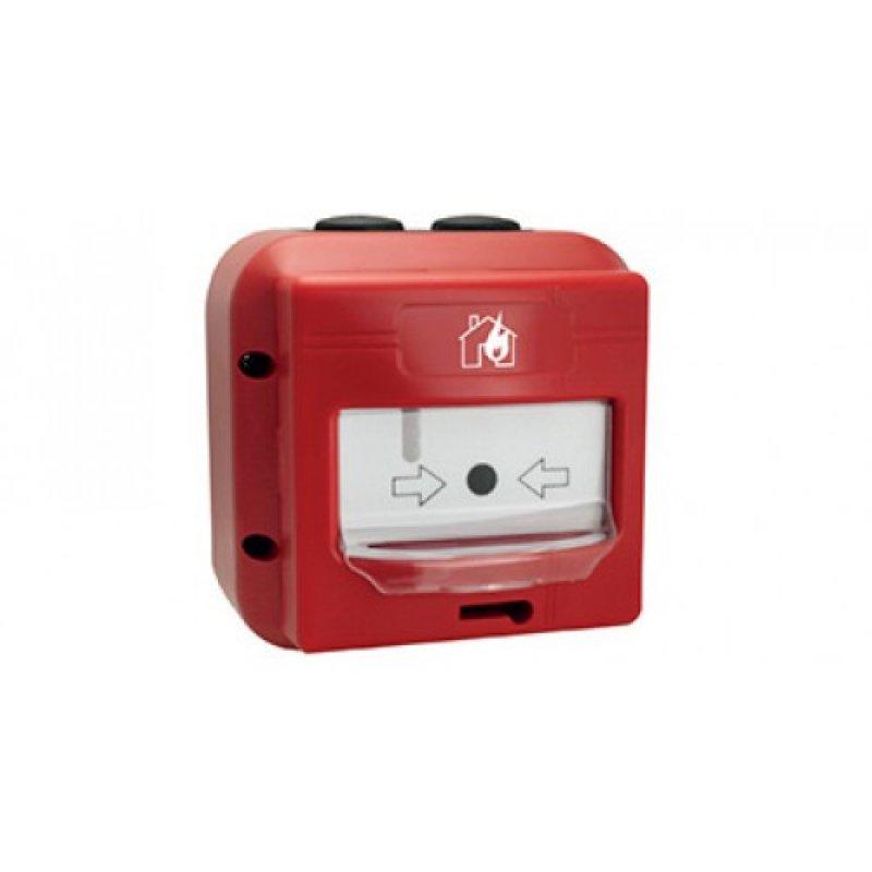 GFE-MCPE-A Adreslenebilir Yangın İhbar Butonu