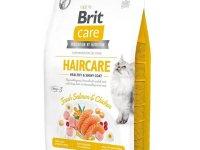 ahılsız Haircare Tavuklu Somonlu Kedi Maması 2 kg