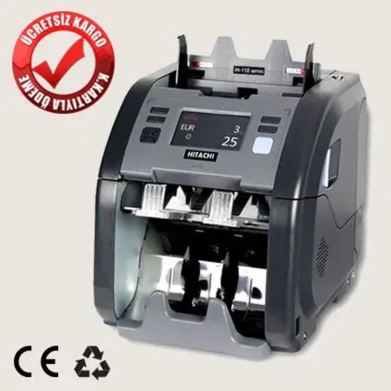 Hitachi IH110 Kağıt Para Sayma Makinesi