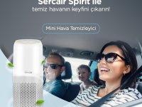 Spirit Araba içi Mobil Hava Temizleme Cihazı