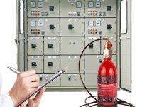 Pano içi Gazlı Mikro Yangın Söndürme Sistemi